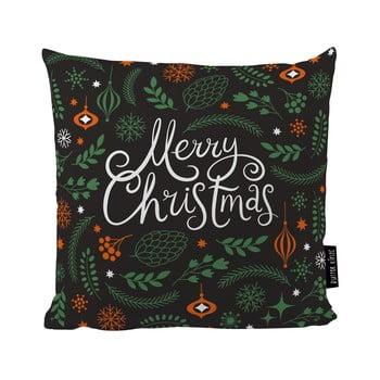 Pernă cu motive de Crăciun Butter Kings Very Merry, 45x45 cm bonami.ro
