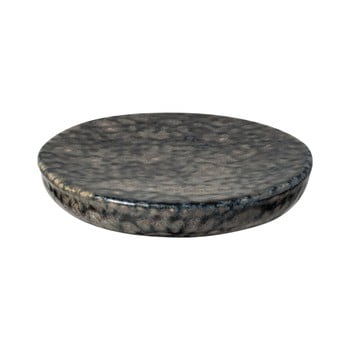 Platou din gresie ceramică Costa Nova Roda Iris, ⌀ 16 cm, gri bonami.ro