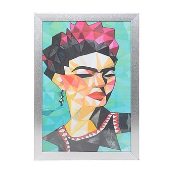 Tablou Piacenza Art Pop Art Frida, 30 x 20 cm bonami.ro