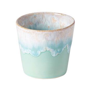 Ceașcă pentru espresso din gresie ceramică Costa Nova, 200 ml, mentă - alb bonami.ro