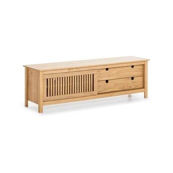 Masă TV din lemn Marckeric Bruna poza bonami.ro