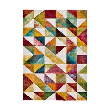Covor Universal Pandora Triangles, 160 x 230 cm bonami.ro