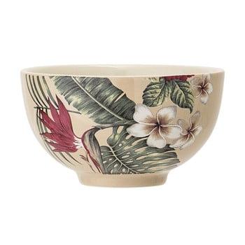 Bol din ceramică Bloomingville Aruba Jungle bonami.ro
