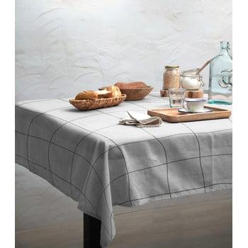 Față de masă Linen Couture Green Lines, 140 x 140 cm bonami.ro