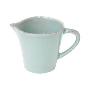 Cană pentru lapte din gresie ceramică Costa Nova Esme, 210 ml, turcoaz poza bonami.ro