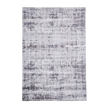 Covor Floorita Abstract Grey, 160 x 230 cm, gri imagine