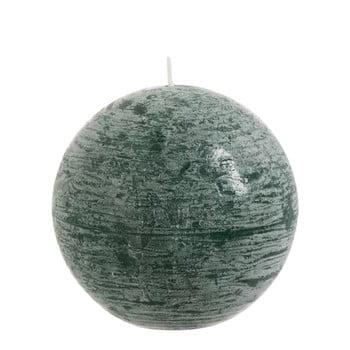 Lumânare J-Line Ball, verde bonami.ro