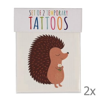 Set 2 tatuaje Rex London Honey And Rusty poza bonami.ro