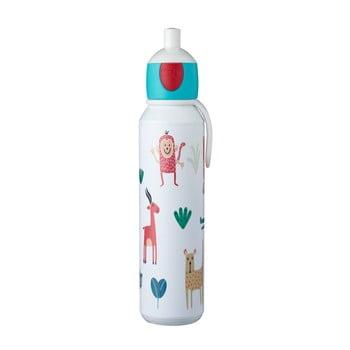 Sticlă pentru apă cu motiv animal Rosti Mepal Pop-Up poza bonami.ro