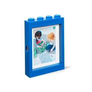 Ramă foto LEGO®, 19,3 x 4,7 cm, albastru bonami.ro