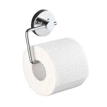 Suport hârtie igienică Wenko Vacuum-Loc, până la 33 kg poza bonami.ro