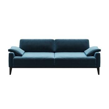 Canapea cu 3 locuri MESONICA Musso, albastru imagine