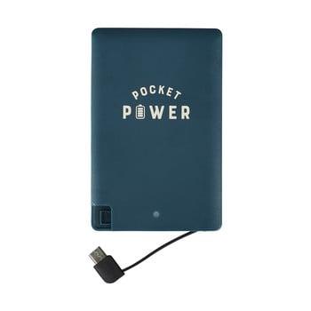 Powerbank de buzunar Gentlemen´s Hardware poza bonami.ro