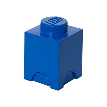 Cutie depozitare LEGO®, albastru bonami.ro