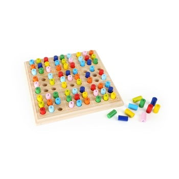 Joc din lemn Sudoku Legler Coloured poza bonami.ro