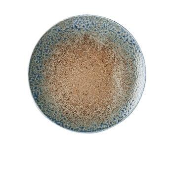 Farfurie din ceramică MIJ Earth &Sky,ø29cm, bej - albastru bonami.ro
