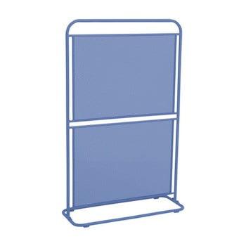 Paravan metalic pentru balcon ADDU MWH, 124 x 80 cm, albastru poza bonami.ro
