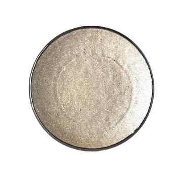 Farfurie din ceramică MIJ Earth,ø24cm, bej poza bonami.ro