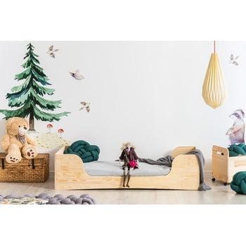 Pat din lemn de pin pentru copii Adeko Pepe Frida,100x170cm bonami.ro