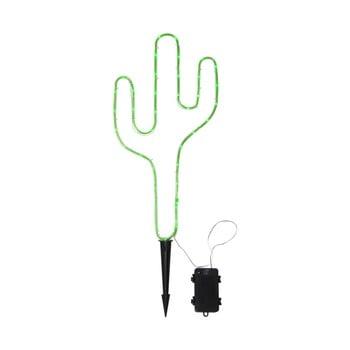 Decorațiune LED în formă de cactus Best Season Tuby, verde bonami.ro