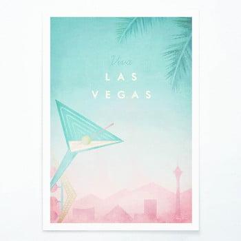 Poster Travelposter Las Vegas, A2 bonami.ro