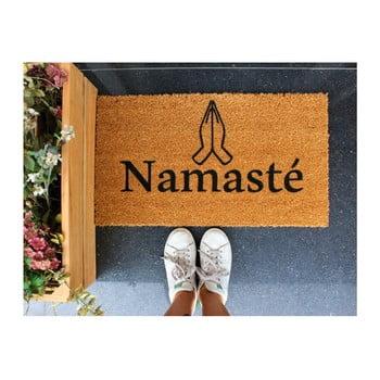 Preș Doormat Namaste, 70 x 40 cm poza bonami.ro