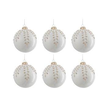Set 6 globuri pentru Crăciun J-Line Bauble, ⌀ 8 cm bonami.ro