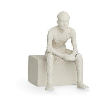 Statuetă din gresie Kähler Design Character The Reflective One bonami.ro