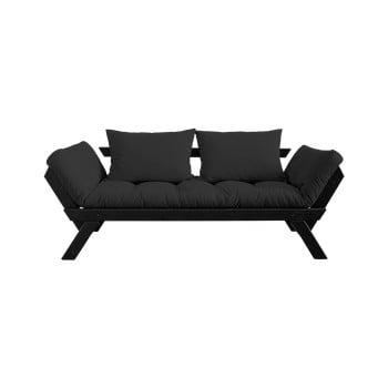 Canapea variabilă Karup Design Bebop Black/Dark Grey imagine