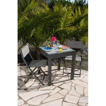Set masă extensibilă și 2 scaune pentru balcon Ezeis Balcony imagine