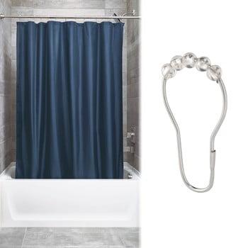 Set 12 câlige pentru perdeaua de duș iDesign poza bonami.ro
