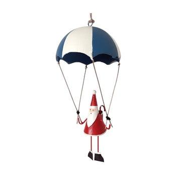 Decorațiune suspendată pentru Crăciun G-Bork Santa In Umbrella bonami.ro