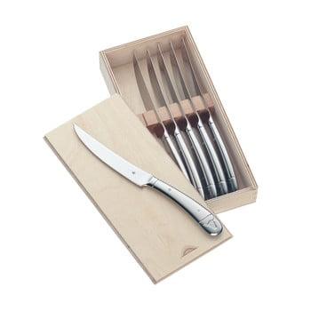 Set cadou compus din 6 cuțite din oțel inoxidabil pentru friptură WMF poza bonami.ro