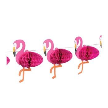 Ghirlandă Rex London Flamingo Honeycomb bonami.ro