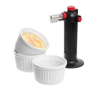 Set pentru Crème Brûlée Premier Housewares Chefs bonami.ro