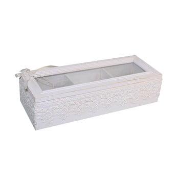 Cutie albă pentru bijuterii Antic Line Jew bonami.ro