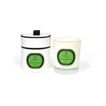 Lumânare parfumată Parks Candles London Aromatherapy, aromă de ceai verde, durată ardere 45 ore bonami.ro