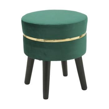 Taburet Mauro Ferretti Paris, verde smarald bonami.ro