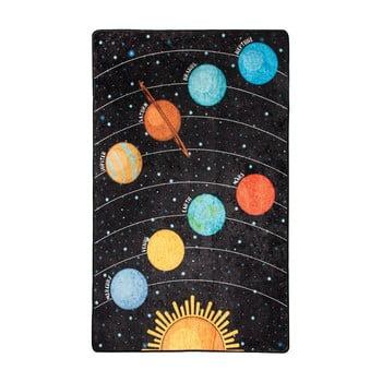 Covor copii Galaxy, 140 x 190 cm poza bonami.ro