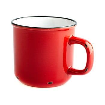 Cană din ceramică Dakls, 440ml, roșu bonami.ro