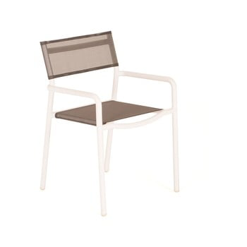 Set 4 scaune de grădină Ezeis Tube, gri bonami.ro