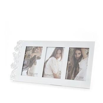 Ramă foto Tomasucci Eden White, pentru fotografii 10 x 15 cm poza bonami.ro
