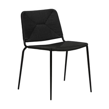 Scaun DAN-FORM Denmark Stiletto, negru bonami.ro