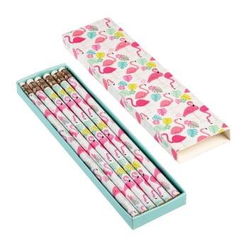 Set 5 creioane în cutie Rex London Flamingo Bay poza bonami.ro