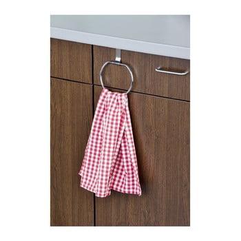 Suport pentru prosop de bucătărie Wenko Door Towel bonami.ro