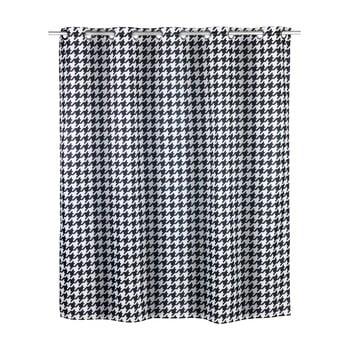 Perdea duș rezistentă la mucegai Wenko Fashion Flex, 120x200cm bonami.ro