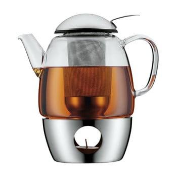 Ceainic din oțel inoxidabil Cromargan® WMF, 1 l bonami.ro