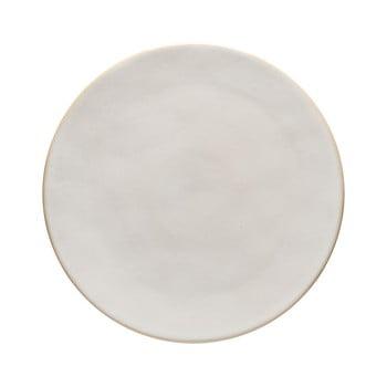 Farfurie/platou din gresie ceramică Costa Nova Roda, ⌀ 28 cm, alb bonami.ro