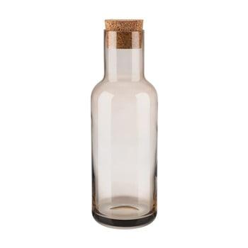 Carafă din sticlă Blomus Fuum, maro transparent poza bonami.ro