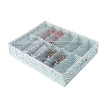 Cutie depozitare pentru încălțăminte Compactor, lungime 76 cm, verde poza bonami.ro